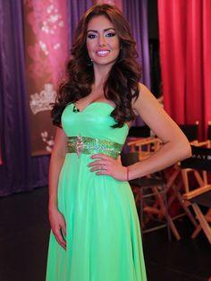 Barbara should have won Nuestra Belleza Latina last year not Maricela! Im still mad lol! Btw love this dress! So cute!