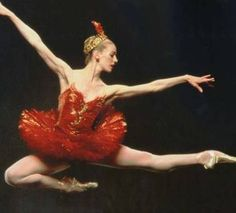 Amazing dancer, I have danced with her and taken classes form her.Pacific Northwest Ballet ~ Firebird with Patricia Barker