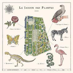 Les Jardins par Marin Montagut | MilK decoration