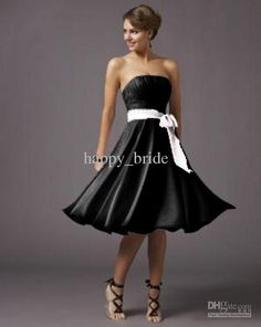 2012 Cheap Short Bridesmaid Dresses Pleated Bust Padded Bridesmaid Wedding party prom formal dresses