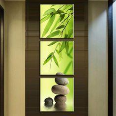 Résultats de recherche d'images pour «store de bambou comme mur salon»