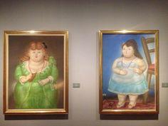 Obras Museo Botero Bogotá, Colombia