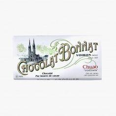 Chocolat bonnat noir Chuao 75%