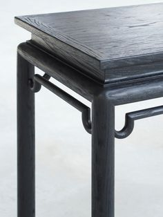 AKAR DE NISSIM's detail on the Buffet Table CATHAY made with solid oak. #Home #Detail #Wood