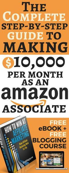 "Since you all love this post so much, I've decided to update it to the ""2016"" edition of how to make money as an Amazon Associate. Let me know what you think and leave some comments on the blog. If you have and questions, be sure to let me know. :)"