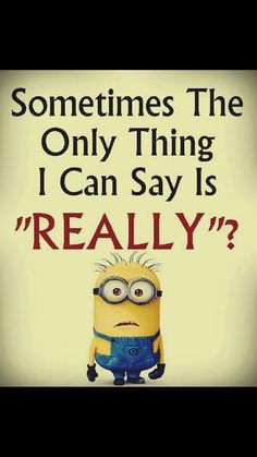 Funny Minion Memes, Minions Quotes, Funny Cartoons, Funny Jokes, Hilarious, Minion Sayings, Funny Minion Pictures, Sarcastic Quotes, Funny Relatable Quotes
