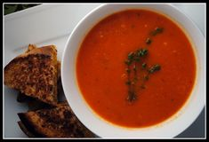Roasted Tomato Soup - $1.19 per 1 1/2 cup serving (141 calories!)