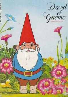 Vintage album 'David the gnome' / Album 'David el gnomo' de Danone David The Gnome, Party Fiesta, Morning Cartoon, 90s Nostalgia, Cartoon Tv, Classic Cartoons, My Childhood Memories, Sweet Memories, 90s Kids