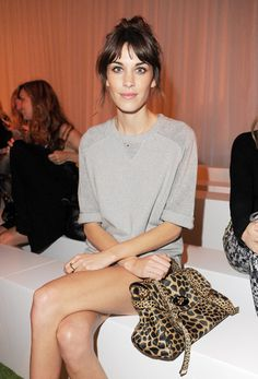 Alexa Chung's Style Rules: She Explains The Formula Behind Her Signature Style | Grazia Fashion
