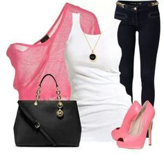 So cute, and you can easily go to your favorite clothing store to remake this look!
