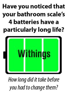 Learn more about the Withings smart bathroom scales: http://www.withings.com/en