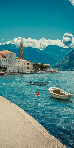 In Kotor, Montenegro.
