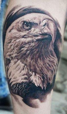 Billedresultat for eagle tattoo arm