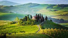 Most utazzunk Toszkánába!