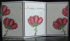 Regina's Artfun: Fine flowers