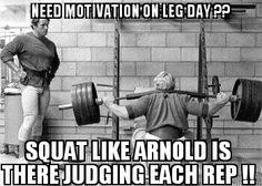 Need motivation on leg day?