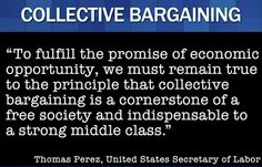 Every worker deserves the benefits and protections of collective bargaining.