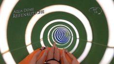 Aqua Dome Reifenrutsche (Double Tube Slide) 360° VR POV Onride Water Slides, Vr, Tube, Aqua, Water