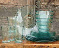 Valencia recycled glass