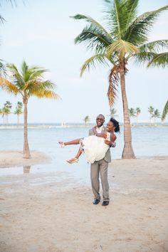 Photography: 13:13 Photography - 1313photography.com  Read More: http://www.stylemepretty.com/little-black-book-blog/2014/06/18/modern-miami-waterfront-wedding/