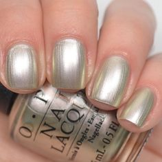 "OPI  ""Take A Right On Bourbon"" from the New Orleans collection."
