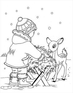 Colouring Pics, Disney Coloring Pages, Christmas Coloring Pages, Free Printable Coloring Pages, Coloring Pages For Kids, Coloring Books, Colorful Drawings, Colorful Pictures, Christmas Decorations To Make