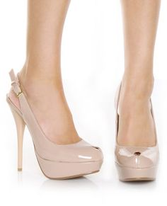 $33. MUST buy a pair of nude shoes!!!