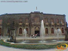 metalbear: Castillo de Chapultepec