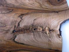 Walnut plank top by RenovatioImperii on Etsy
