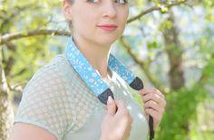 Upcycling alter Kamerabänder: https://bonnyundkleid.com/2015/04/diy-kameragurt-selber-machen/ DIY camera strap