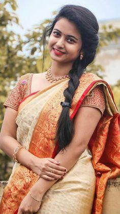 Beautiful Girl Indian, Most Beautiful Indian Actress, Beautiful Gorgeous, Beautiful Actresses, Beautiful Saree, Beautiful Women, Beauty Full Girl, Cute Beauty, Beauty Women