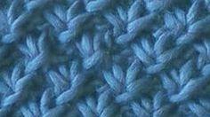 Little Herringbone Stitch - YouTube
