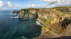 Cliffs of Moher, County Clare, IrelandBy Chris Hill - Ann Goodman - Stress-Free Concierge Vacation Planning to Make Your Travel Dreams Come True - Diy-urlaubsorte Places To Travel, Places To See, Travel Destinations, Time Travel, Travel Things, Summer Travel, Travel Money, Space Travel, Holiday Travel