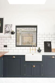 Beauty in a London kitchen... – Greige Design