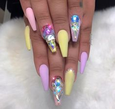 @Hair,Nails, And Style HAS ALL THE NAILS ANY TYPE OF NAILS YOU CAN THINK OF WE HAVE IT
