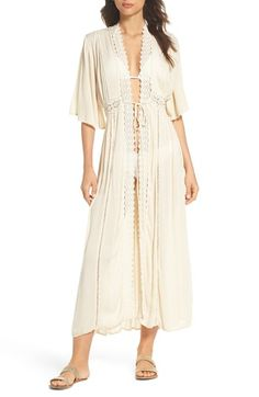 0b48d71a64 Free shipping and returns on Elan Cover-Up Duster Cardigan at Nordstrom.com.