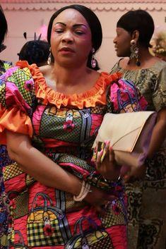 FROM DRC African Maxi Dresses, Congo Kinshasa, Chic Chic, Kitenge, African Print Fashion, African Wear, Maxis, Camisoles, Ankara