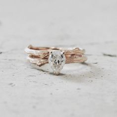 Non Traditional Engagement Rings   LilPetite