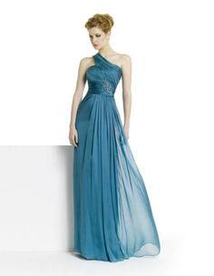 Opções de vestidos de festa da coleção Alma Fiesta 2013, do grupo Rosa Clará [Foto]