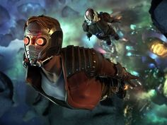 Marvel's Guardians of the Galaxy: The Telltale Series - Episode 1 - http://www.weltenraum.at/marvels-guardians-of-the-galaxy-the-telltale-series-episode-1/