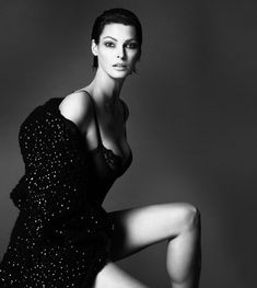 "Linda Evangelista  ""The Originals"" Interview Magazine, September 2013 Photo by Mert  Marcus"