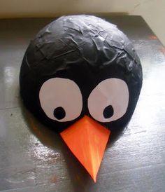 Les chapeaux de pingouins   Classe maternelle 2012-2013