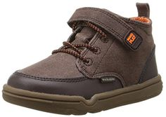 Stride Rite Made 2 Play Gannon Boot (Toddler/Little Kid) *** Check this awesome image @ http://www.amazon.com/gp/product/B00QI6GB0I/?tag=lizloveshoes-20&uv=160716083139