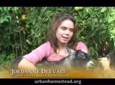 #PERMACULTURE Homegrown Revolution (Award winning short-film 2009)- The Urban Homestead, Jules Dervaes and family - ORCHARD, BACKYARD, FOOD https://www.youtube.com/watch?v=7IbODJiEM5A#t=1m18s FAMILIA PASADENA, LOS ANGELES fb.com/dervaes ESTADOS UNIDOS fb.com/urbanhomestead COMIDA, HUERTO URBANO, PERMACULTURA