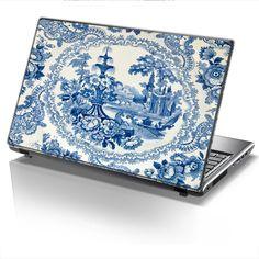 Laptop Cover PORCELAIN by Sticky!!!