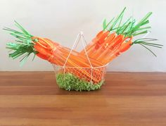 Easter class gifts,Carrot bubble wands