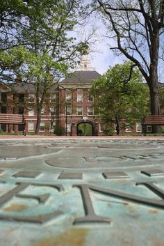 Seal & Upham Arch, Miami University