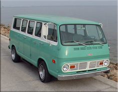 1968 Chevy Sportvan Custom