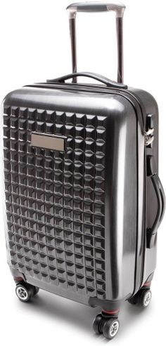 Keményfalú gurulós bőrönd/KIMOOD PC TROLLEY SUITCASE Suitcase, Suitcases