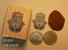 P63 Hand Hamsa rubber stamp by dragonflybuzz on Etsy https://www.etsy.com/listing/220302077/p63-hand-hamsa-rubber-stamp
